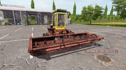 КПС 5Г v1.2 для Farming Simulator 2017