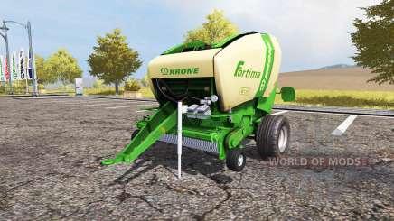Krone Fortima V1500 для Farming Simulator 2013