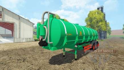 Aguas-Tenias CCA45 для Farming Simulator 2015