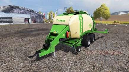 Krone BiG Pack 1290 HDP (XC) v2.1 для Farming Simulator 2013