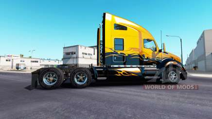 Dayton wheels v3.1 для American Truck Simulator