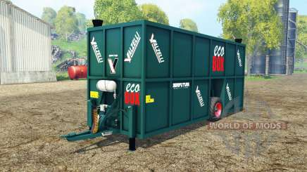 Valzelli EcoBox v1.1 для Farming Simulator 2015