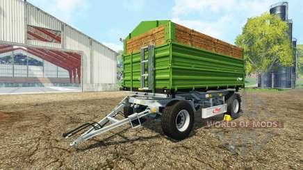 Fliegl DK 180-88 set2 для Farming Simulator 2015