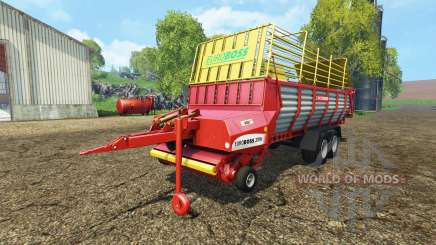 POTTINGER EuroBoss 370 H для Farming Simulator 2015