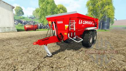 La Campagne BTP 24 для Farming Simulator 2015