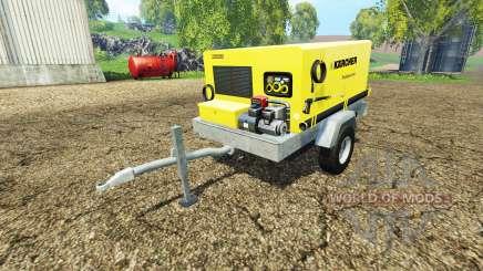 Kaercher mobile washing для Farming Simulator 2015