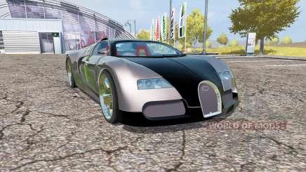Bugatti Veyron для Farming Simulator 2013