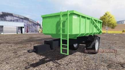 IZI trailer для Farming Simulator 2013