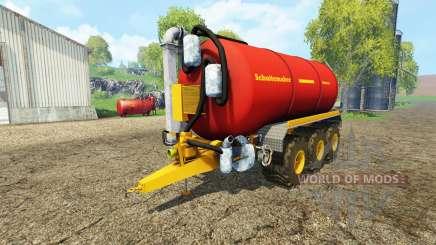 Schuitemaker Robusta 260 для Farming Simulator 2015