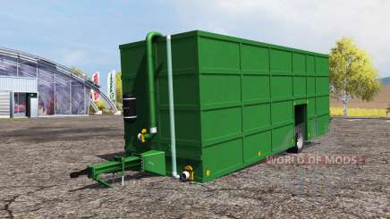 Krassort manure container для Farming Simulator 2013