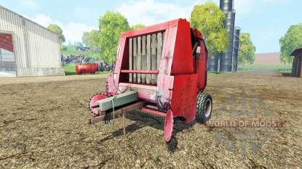 Hesston 5580 для Farming Simulator 2015