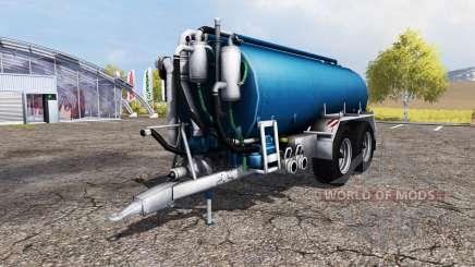 Water trailer для Farming Simulator 2013