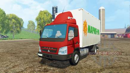 Mitsubishi Fuso для Farming Simulator 2015