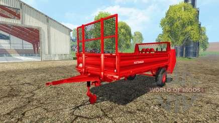 POTTINGER 4500 для Farming Simulator 2015