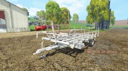 Ursus T-127 v2.0 для Farming Simulator 2015