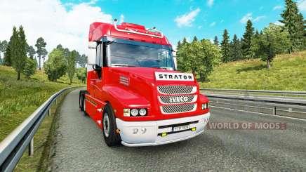 Iveco Strator v2.0 для Euro Truck Simulator 2