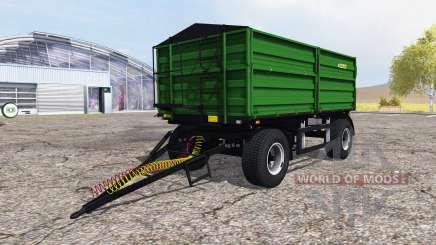 Zaslaw D-737AZ green для Farming Simulator 2013