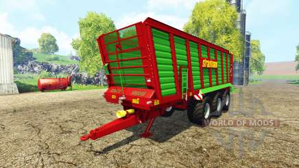 Strautmann Giga-Trailer 4001 DO v2.0 для Farming Simulator 2015