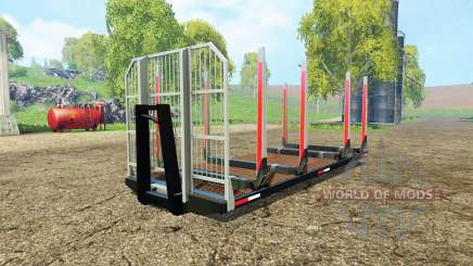 ITRunner logging platform для Farming Simulator 2015