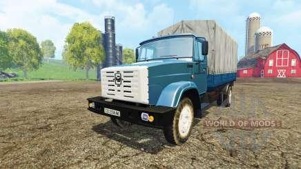 ЗиЛ 4331 v1.0.1 для Farming Simulator 2015