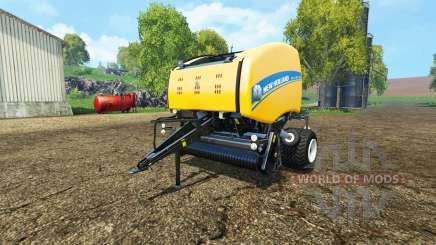 New Holland Roll-Belt 150 v1.1 для Farming Simulator 2015