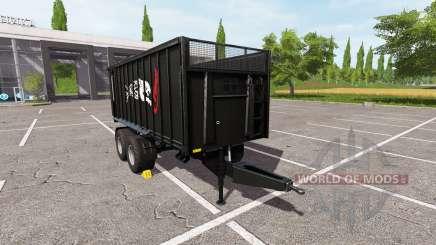 Fliegl TMK 266 black panter для Farming Simulator 2017
