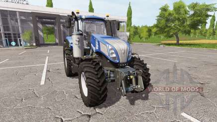 New Holland T8.380 v0.1 для Farming Simulator 2017