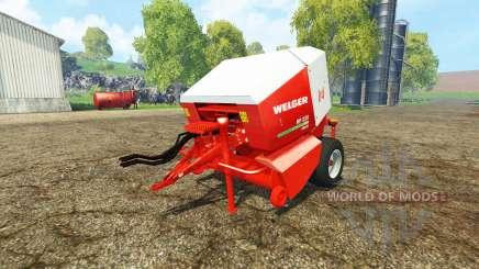 Welger RP220 для Farming Simulator 2015