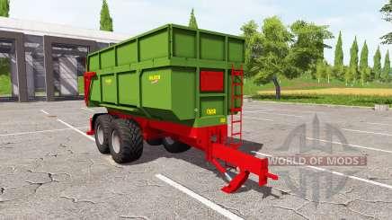Hilken SSP6 для Farming Simulator 2017