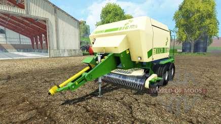 Krone BigPack 120-80 для Farming Simulator 2015