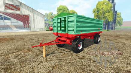 Reisch RD 80 v1.2 для Farming Simulator 2015