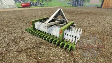 Fliegl Profi Walze 3000 для Farming Simulator 2015