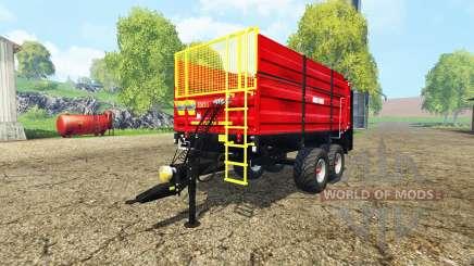 Metal-Fach N267-1 для Farming Simulator 2015