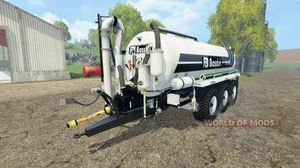 Bossini B200 v3.0 для Farming Simulator 2015