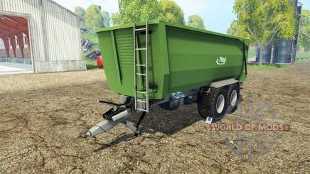 Fliegl trailer для Farming Simulator 2015