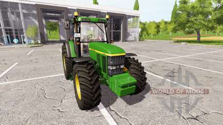 John Deere 7810 v2.0 для Farming Simulator 2017
