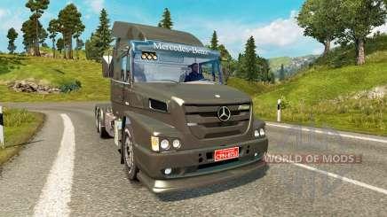 Mercedes-Benz Atron 1635 для Euro Truck Simulator 2