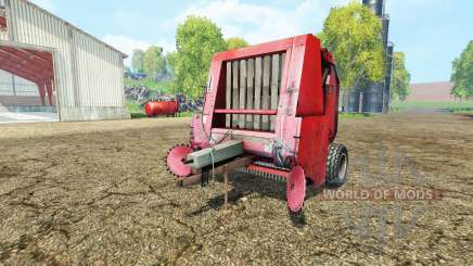 Hesston 5580 v1.1 для Farming Simulator 2015