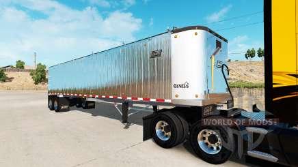 East Genesis v1.5 для American Truck Simulator