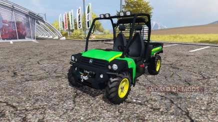John Deere Gator 825i v2.0 для Farming Simulator 2013