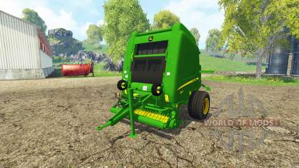John Deere 864 Premium washable для Farming Simulator 2015