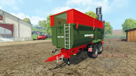 Welger Muk 300 для Farming Simulator 2015