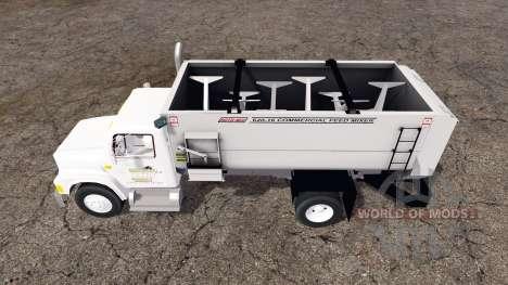 International 4700 1991 feed truck v2.0 для Farming Simulator 2015