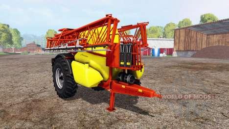 Kverneland Rau для Farming Simulator 2015