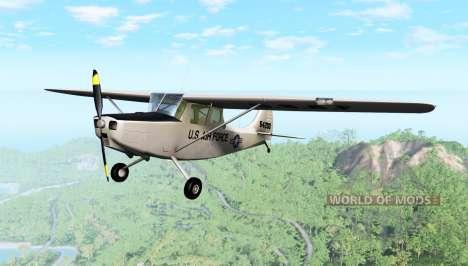 Cessna L19 для BeamNG Drive