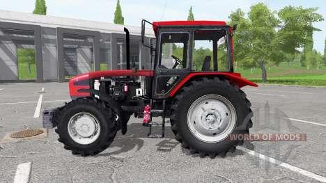 Беларус 1025.5 для Farming Simulator 2017