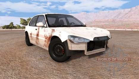 Hirochi Sunburst rusty для BeamNG Drive