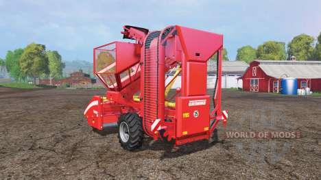 Grimme Rootster 604 для Farming Simulator 2015