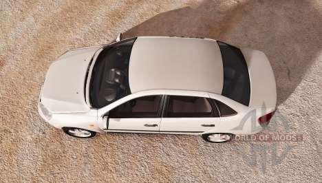 LADA Granta (2190) для BeamNG Drive