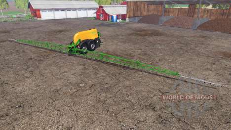 AMAZONE UX 11200 для Farming Simulator 2015